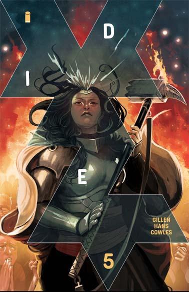 Image Diamond Comics winnaar