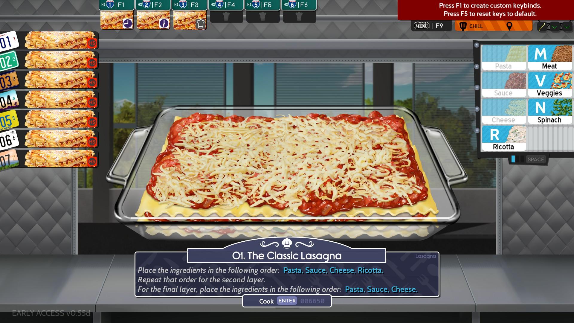 CSD3 Lasagna