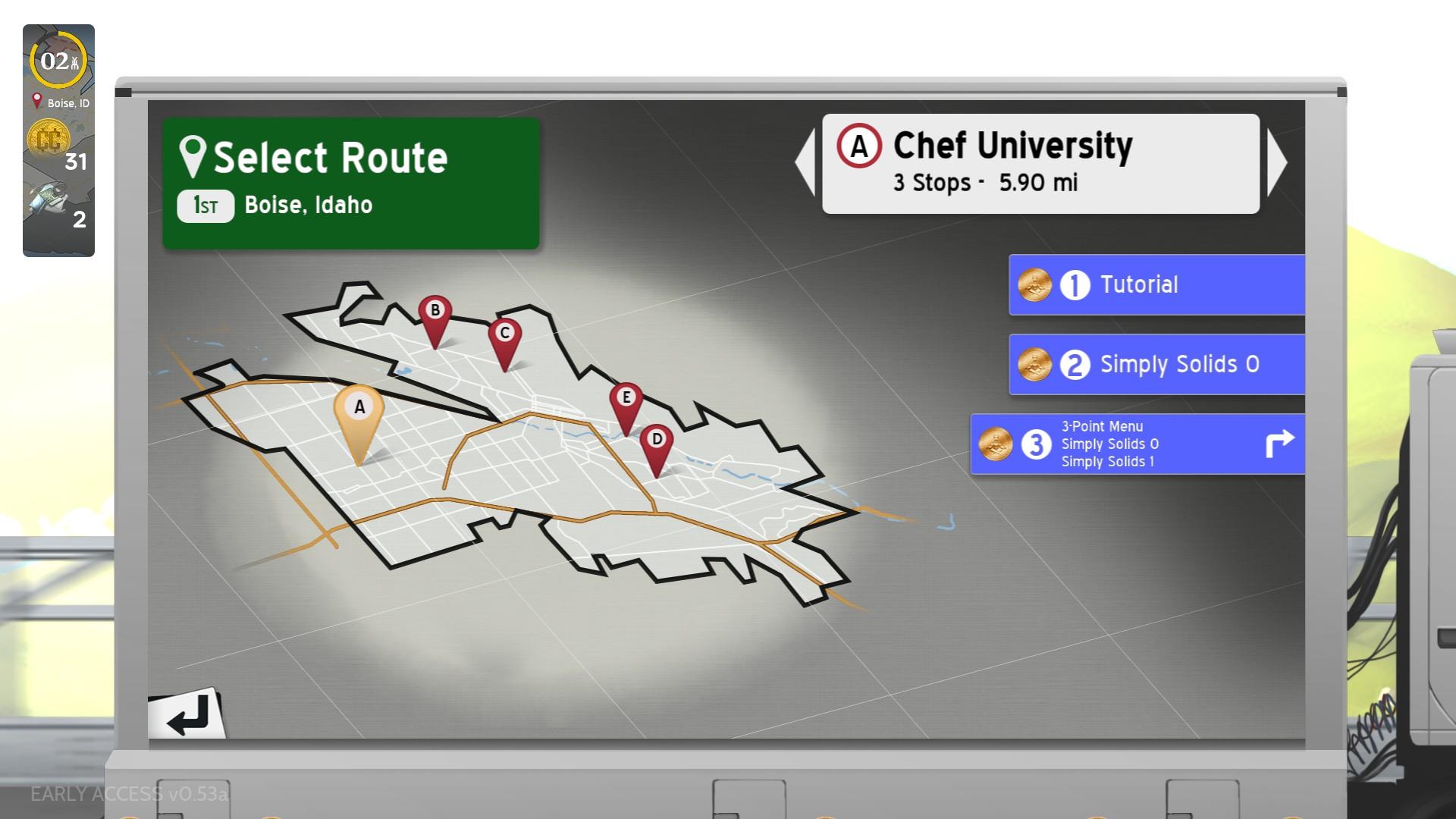 CSD3 routes