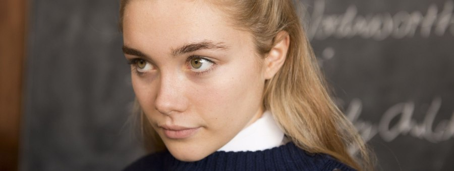 florence pugh in the falling