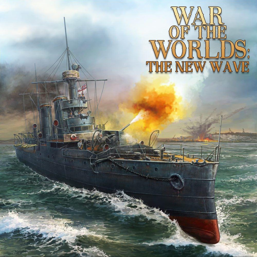 War of the worlds battleship