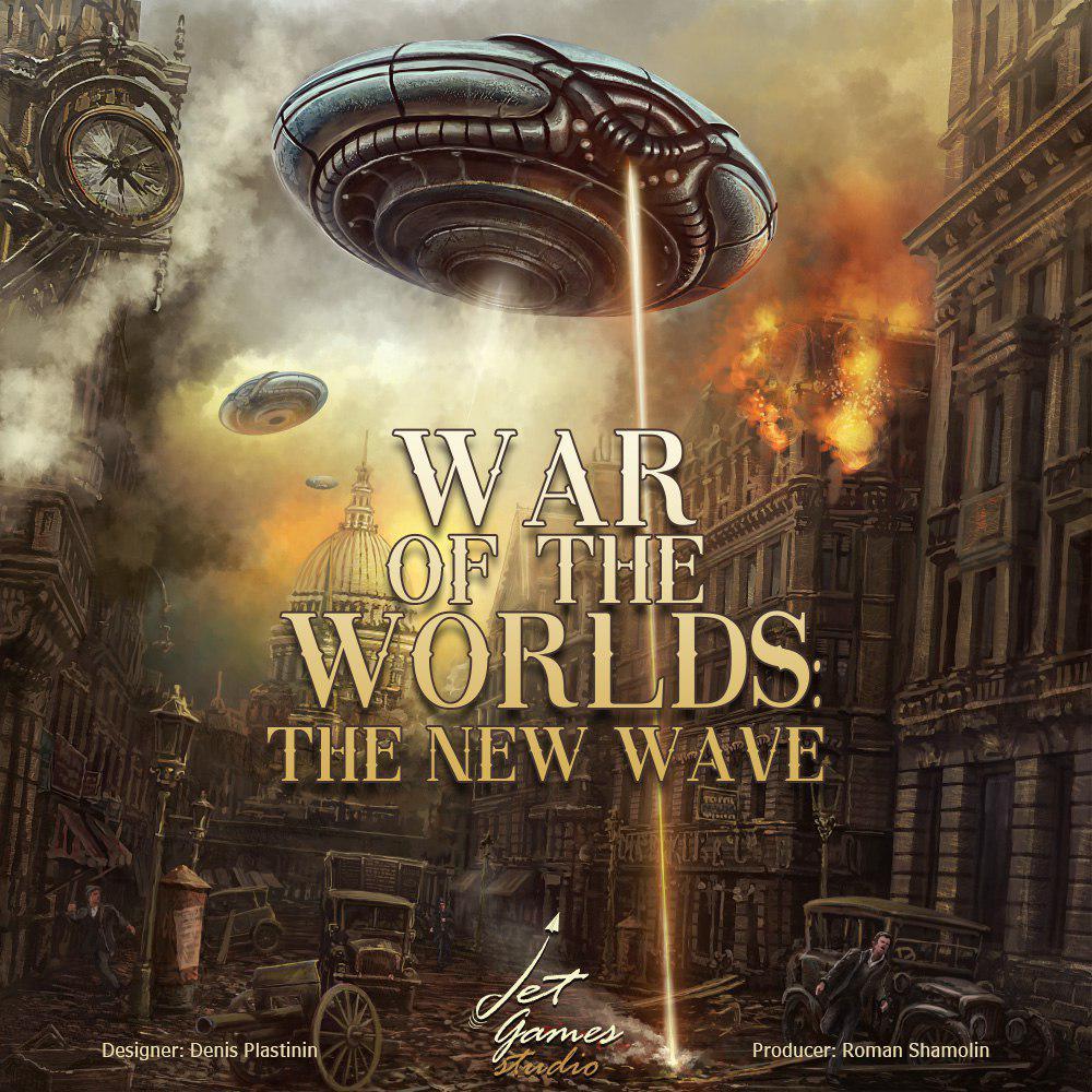 War of the worlds battleship schotel