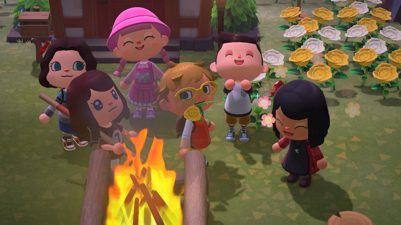 Animal Crossing Sjmille