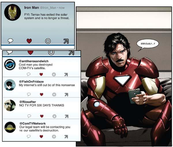 Iron Man plaat