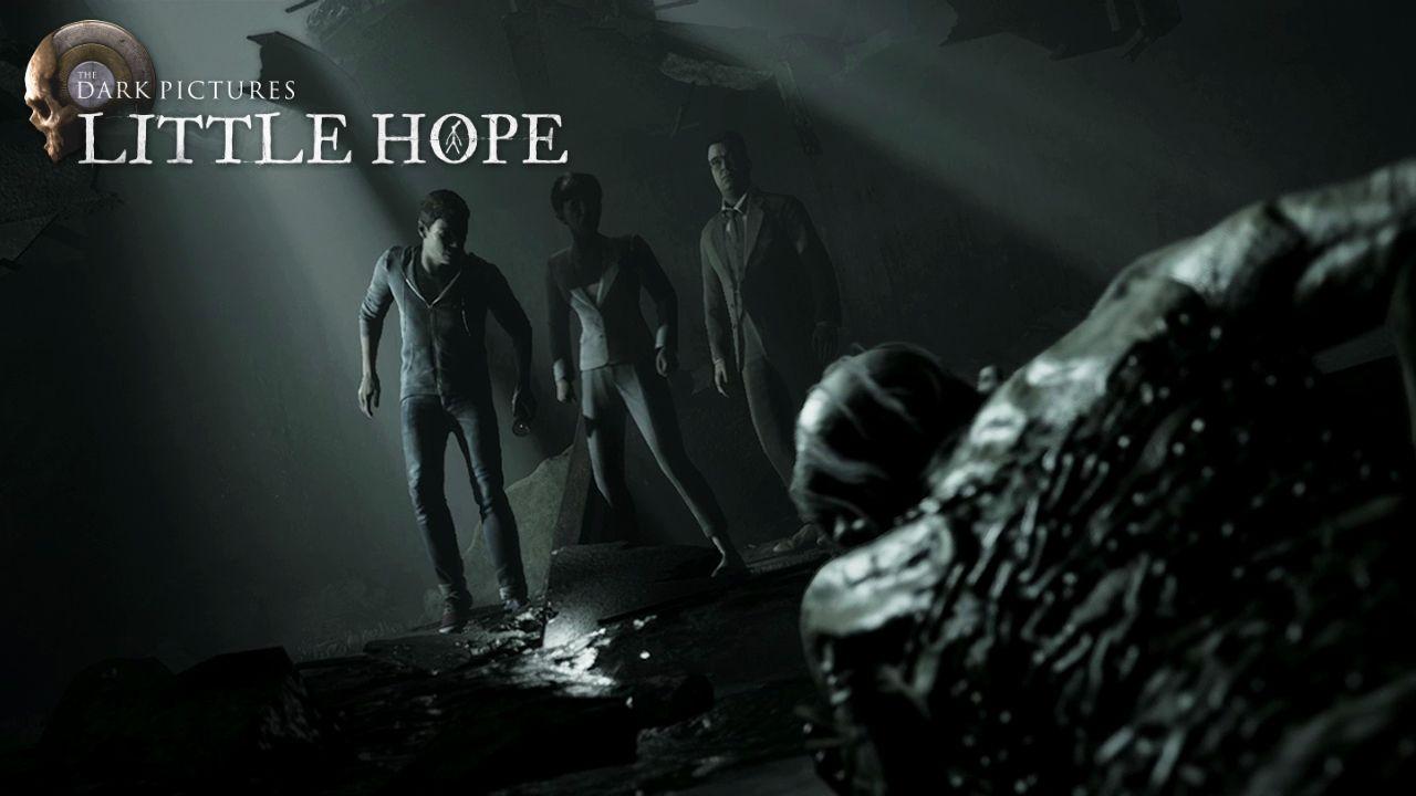 Little Hope drama survivalhorror