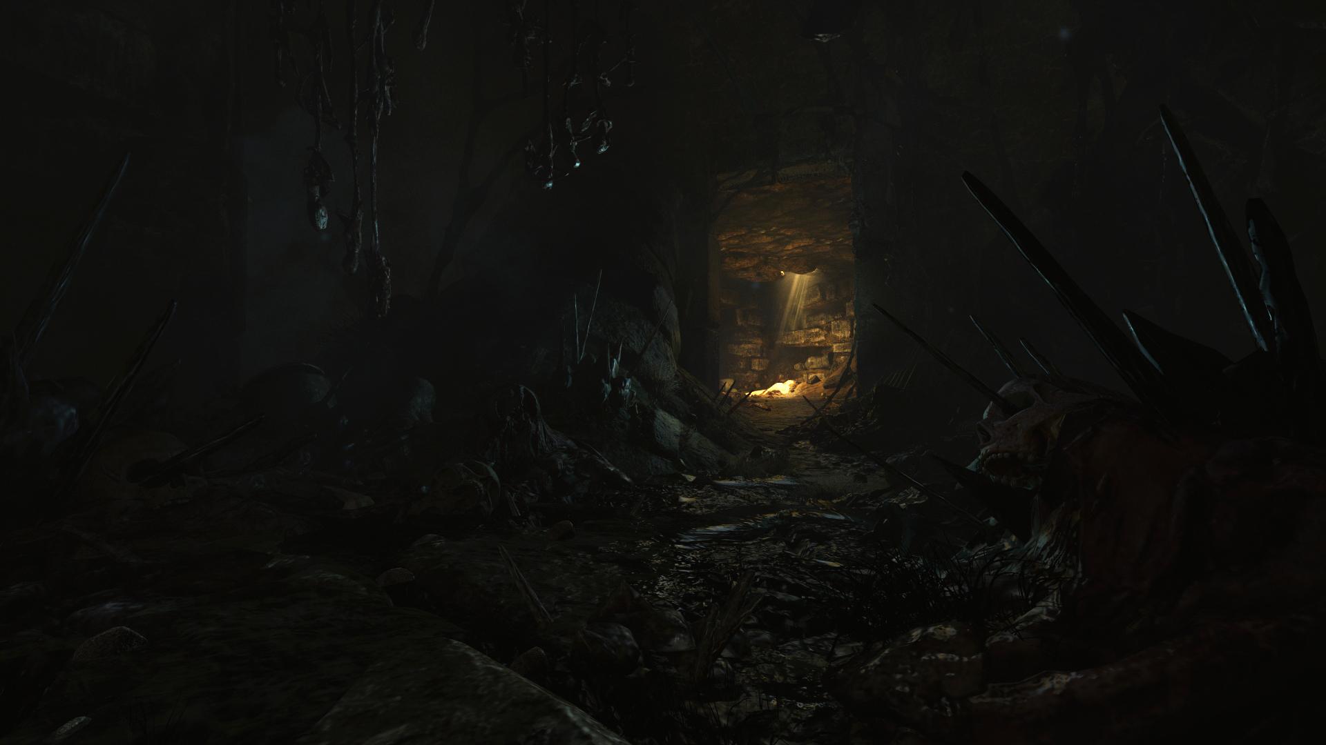 Amnsia: Rebirth sidderende horrorgame