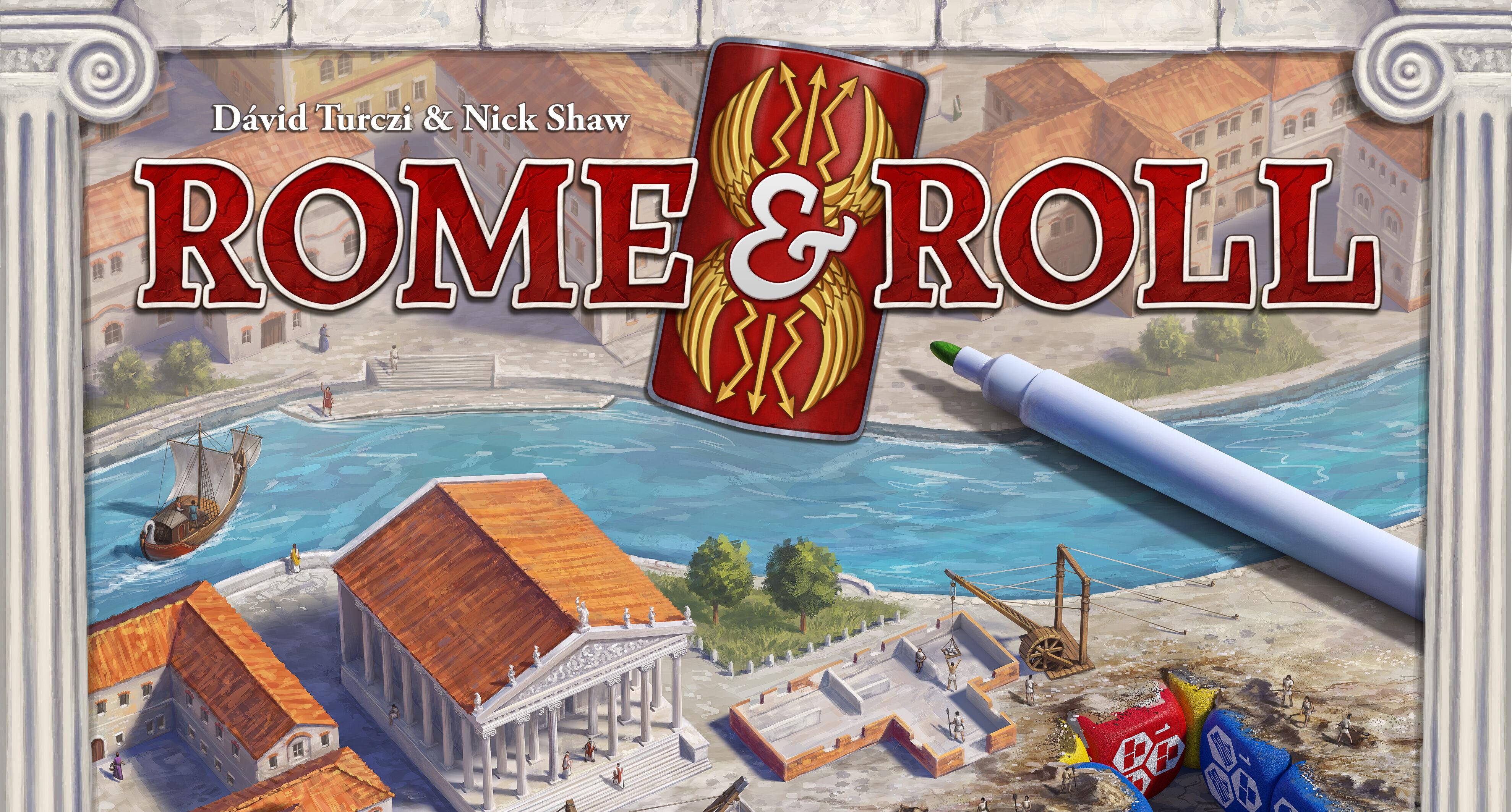 rome_n_roll_cover
