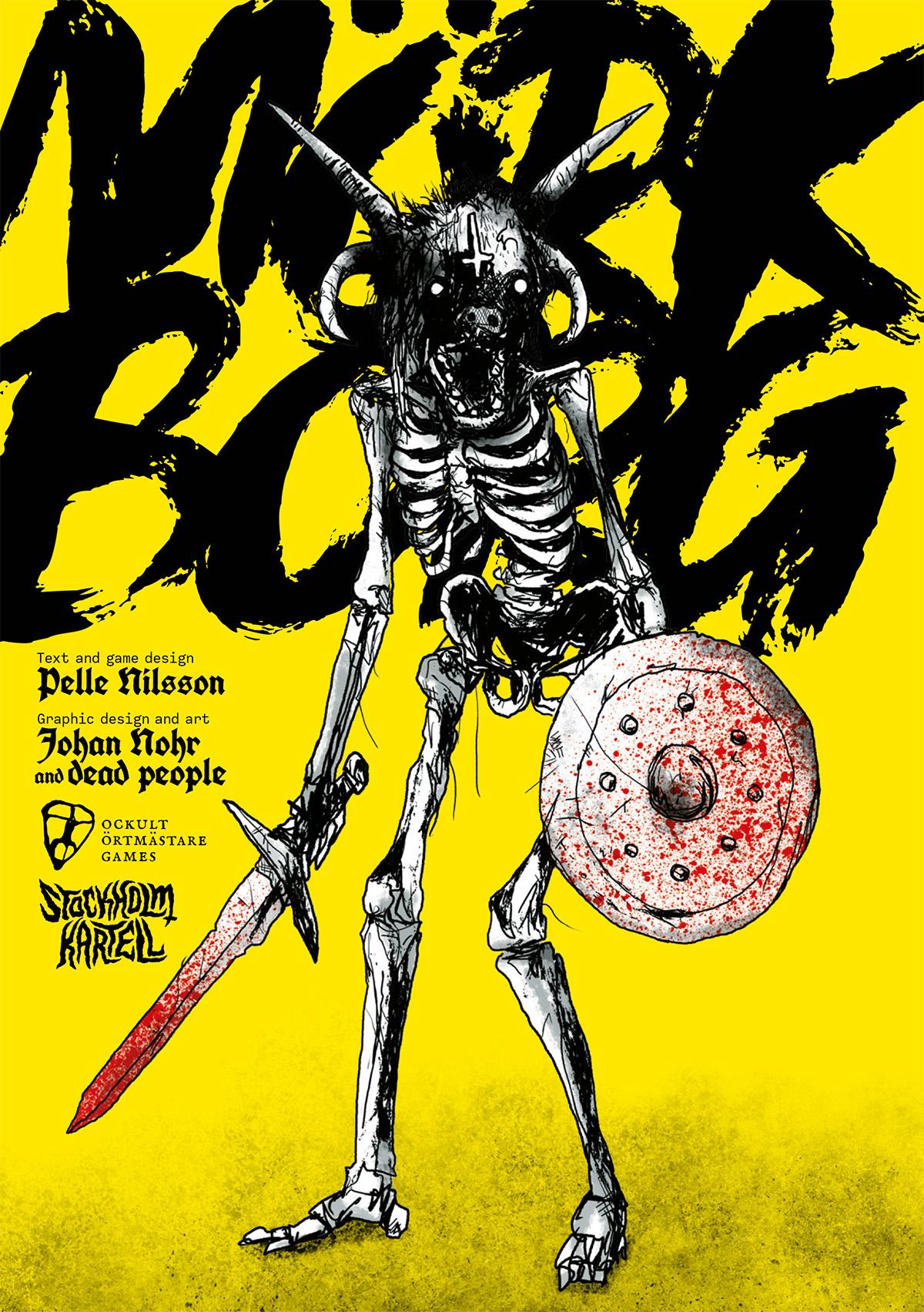 MörK Borg front