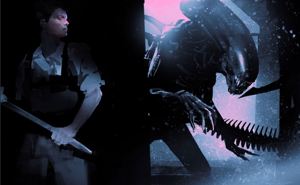 alien the roleplaying game xenomorph
