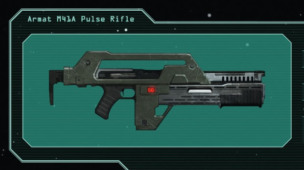 alien the roleplaying game pulse gun
