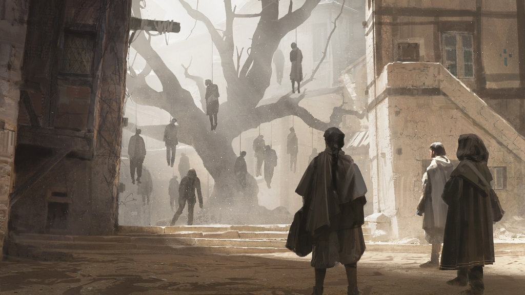 Symbaroum Alberetor The Haunted Waste 1